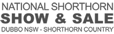 National Shorthorn Show & Sale Logo